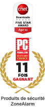PCMag and CNet Awards