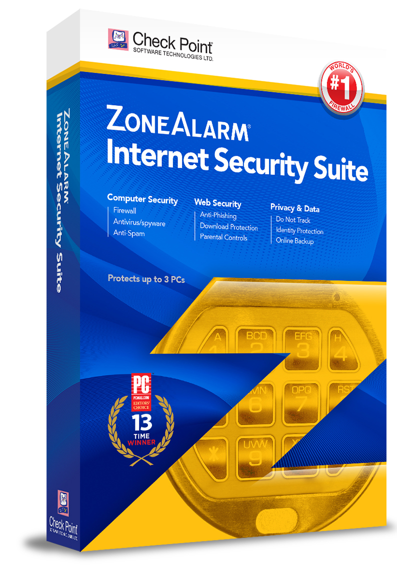 ZoneAlarm by Check Point - Award winning PC Protection ...