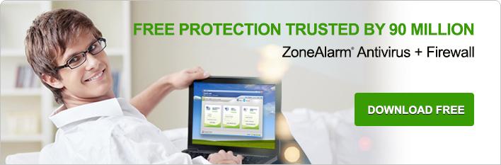 ZoneAlarm Security Suites