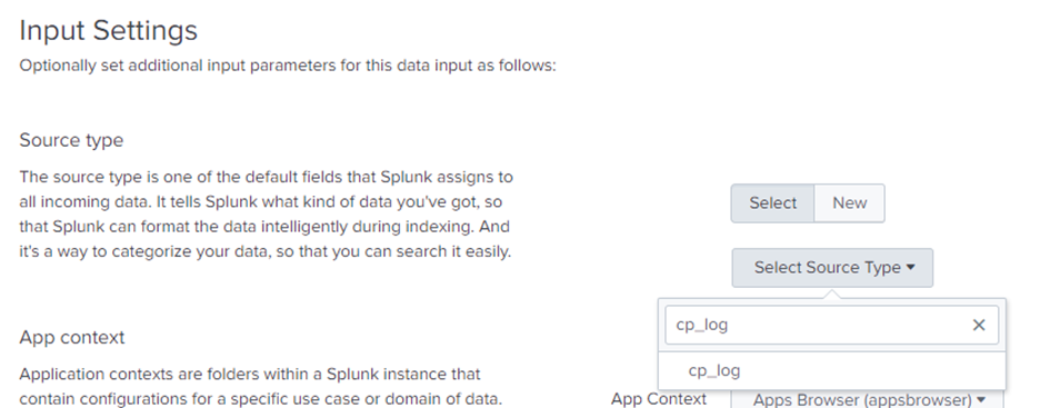 Check Point App for Splunk User Guide