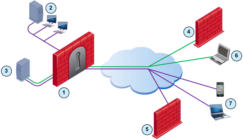 Check Point Firewall Security Solution