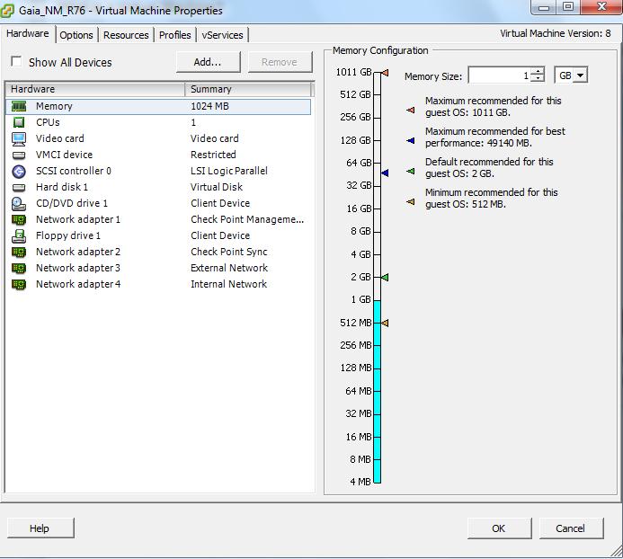 Install Checkpoint Gaia Virtualbox Download