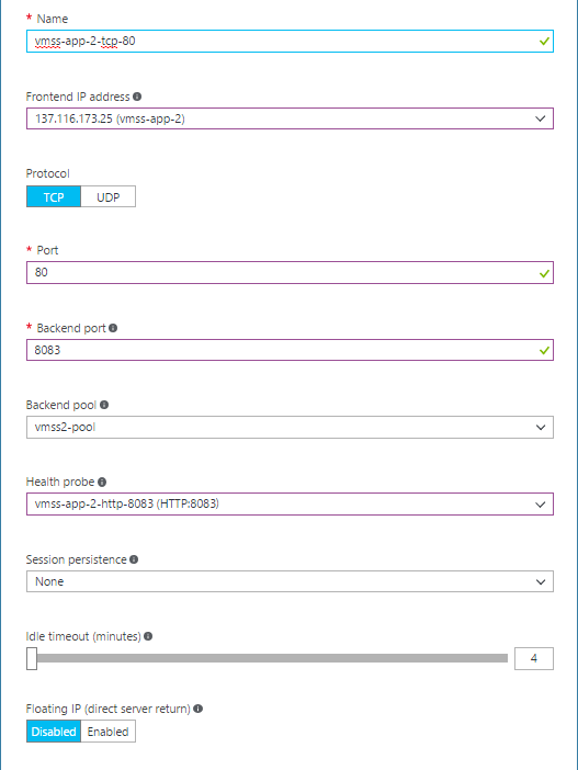 R77 30 Virtual Machine Scale Sets (VMSS) for Azure