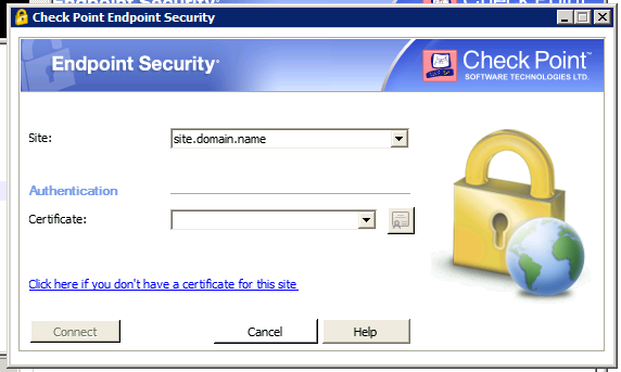 Install Checkpoint Vpn Znetwork In