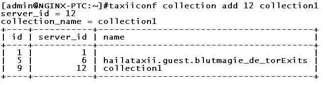 Private ThreatCloud Custom Indicators and STIX/TAXII support