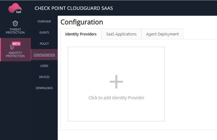 Configure G Suite and Microsoft AD FS with CloudGuard SaaS