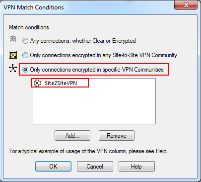 How to set up a Site-to-Site VPN with a 3rd-party remote gateway