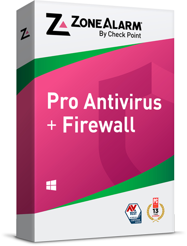 ZoneAlarm Pro Antivirus + Firewall | ZoneAlarm