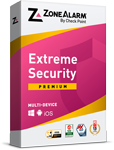 ZoneAlarm Extreme Security: Product Box