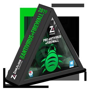 ZoneAlarm Pro Antivirus + Firewall