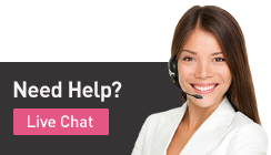 Need Help? Live Chat