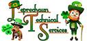 Leprechaun Technical Services Logo