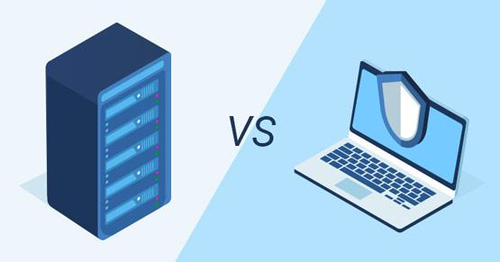 managed vs unmanaged antivirus