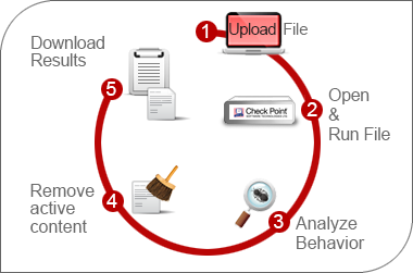Threat Emulation Test Process