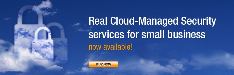 Cloud Managed Security Services